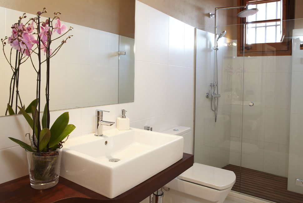 suite farigola bathroom