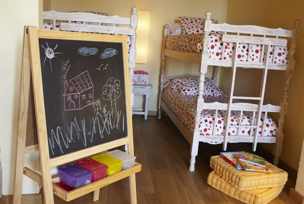 4 beds lavanda suite
