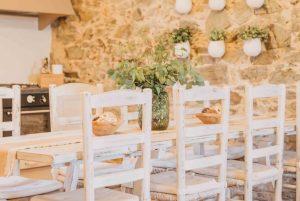 LA CASETA, dining-room