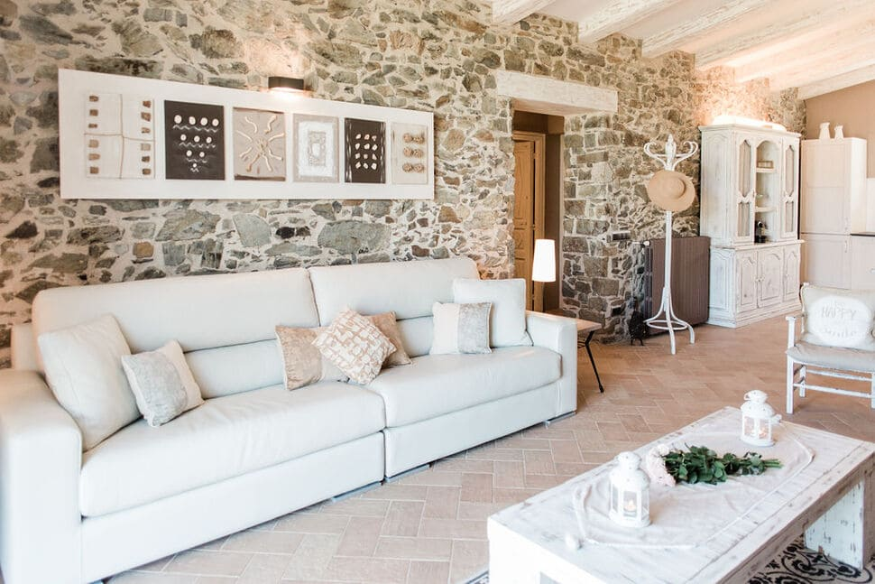 LA CASETA, sitting-room