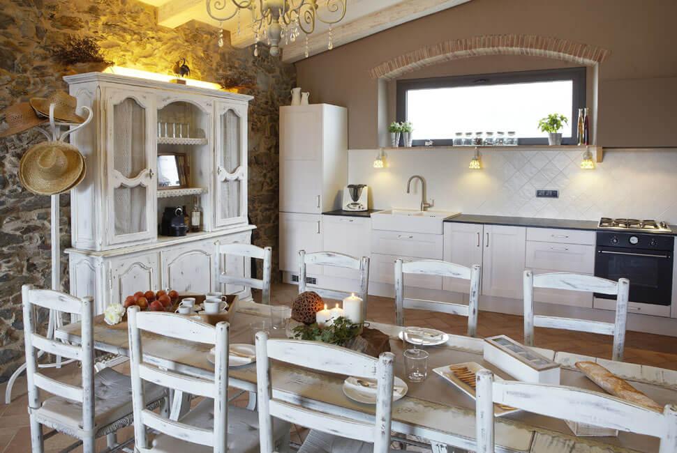 la caseta dining room