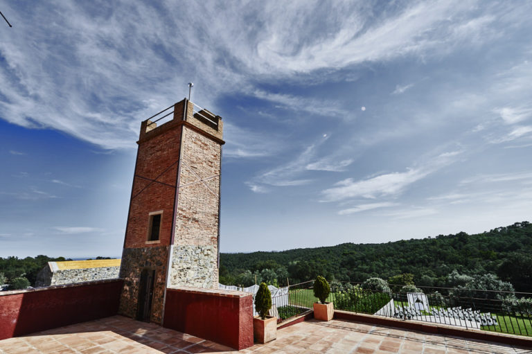terrace view sky