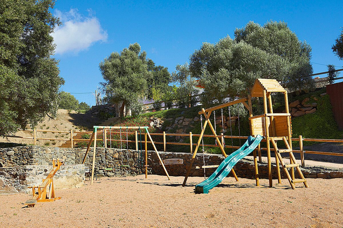 children_s playground area